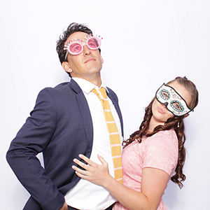 7 Ways to use the images from your wedding Photo Booth