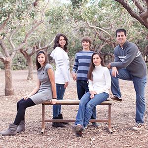 Tartaglia Family Portraits