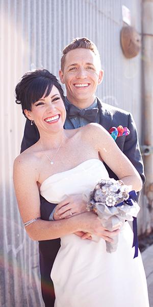 Associate Wedding -- The Duce
