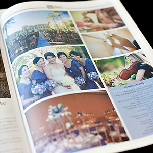 Wedding Chronicle Feature!