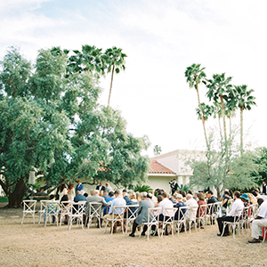 Bohemian wedding in Paradise Valley