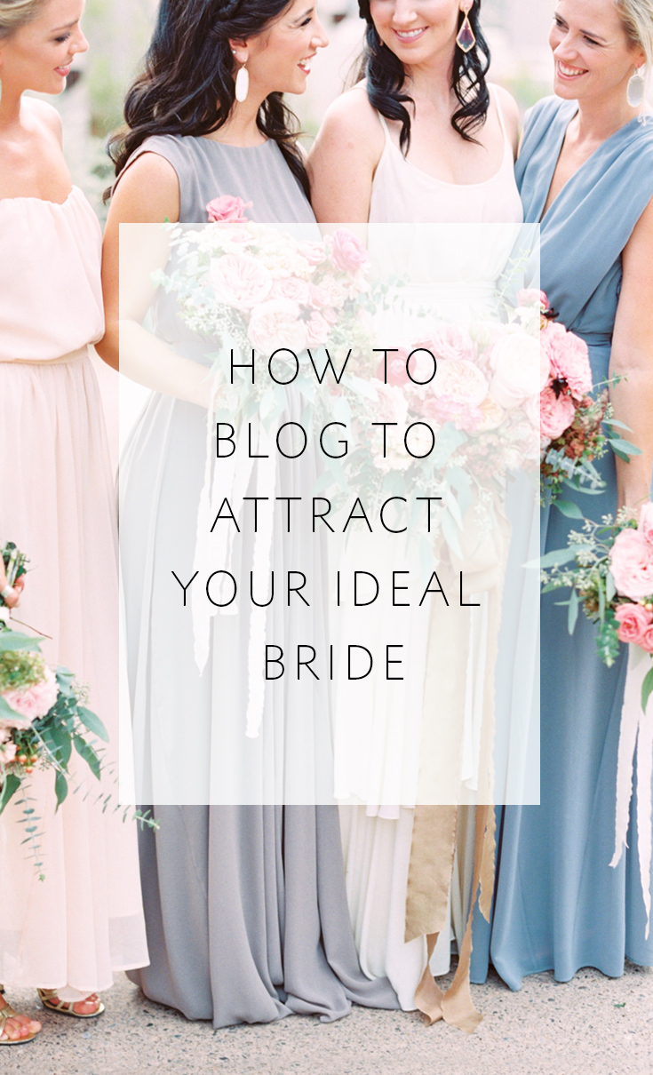 Tips to help wedding photographers blog more effectively