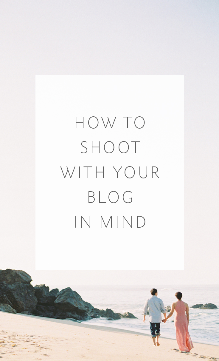 5 tips on how to shoot with your photography blog in mind