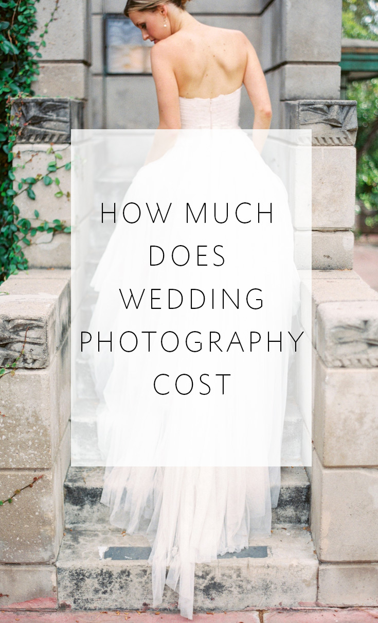 3 reasons why there are BIG differences between photographers' prices