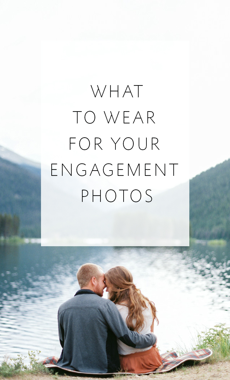 4 Tips to help you look AMAZING for your engagement photos!