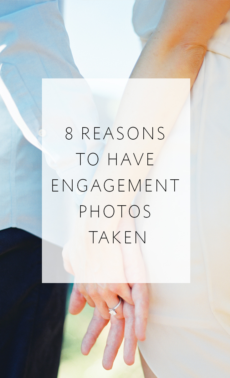 8 benefits you get from having engagement portraits taken