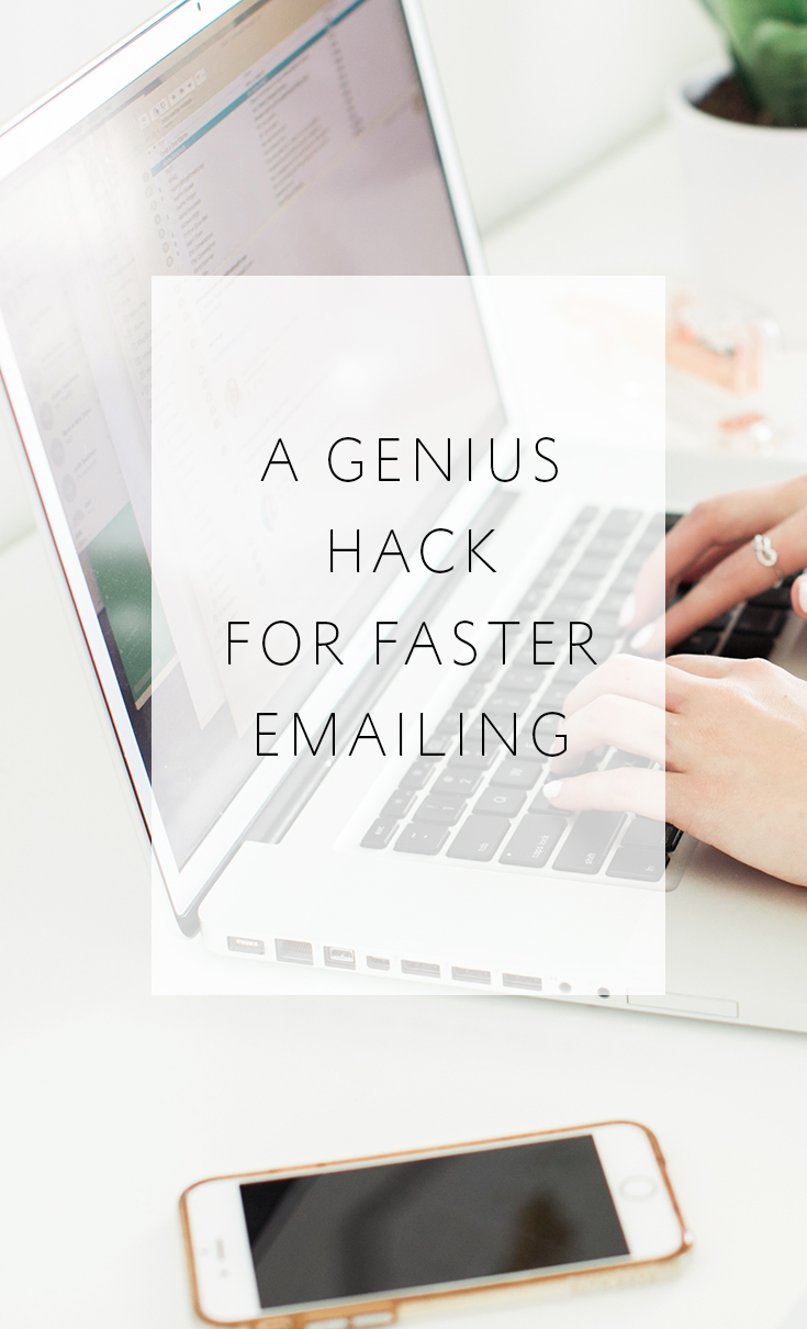 Emails taking forever? Try this genius hack to speed up your email workflow!