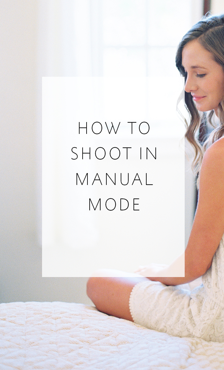 A simple tutorial to help you learn how to take photos in manual mode
