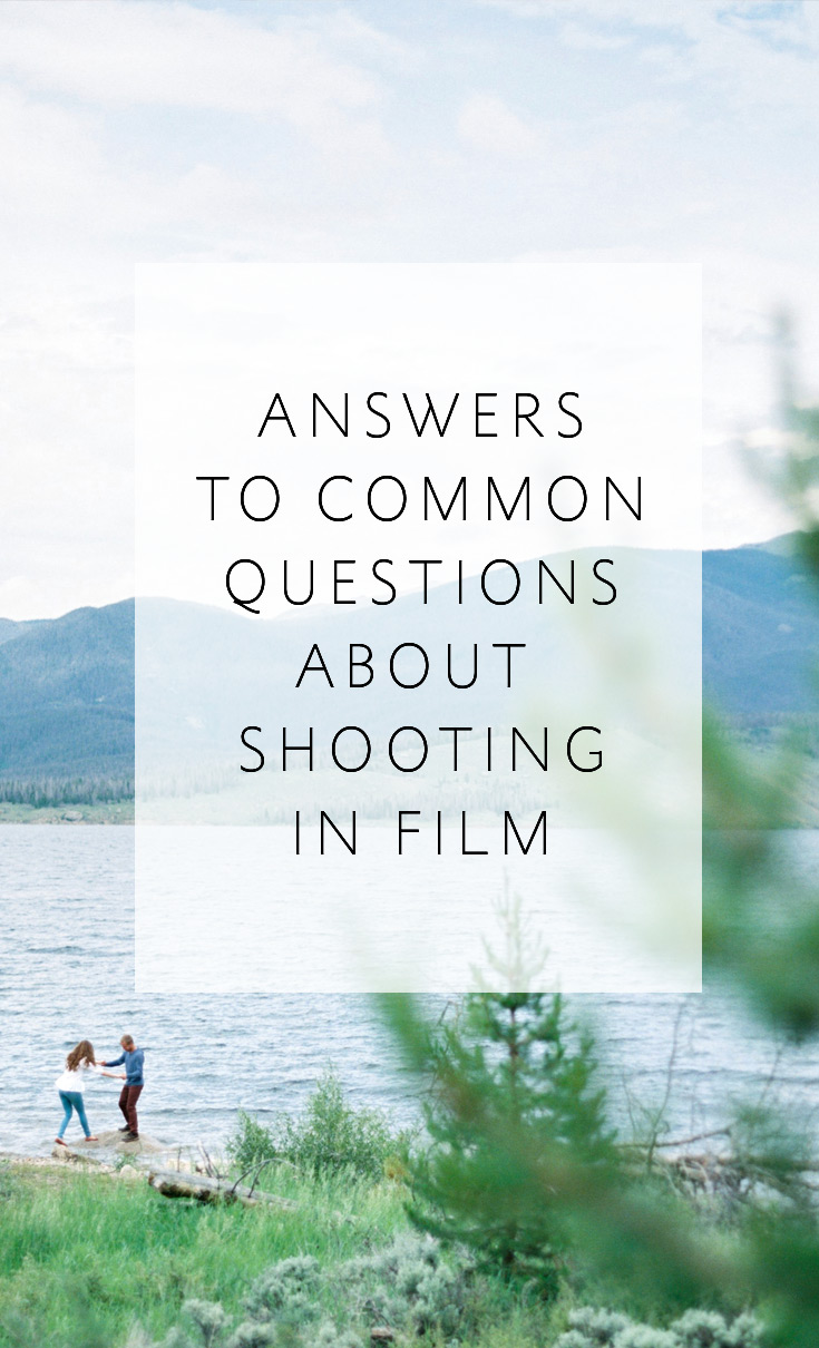 Answers to common questions for photographers who are thinking about transitioning to film photography