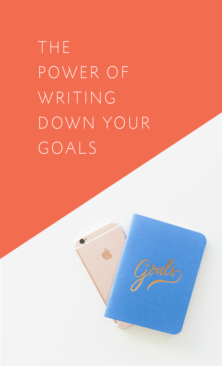 Studies show that people who write down their goals make 9 times more money in their lifetimes than those who don't. Learn how writing down concrete goals can skyrocket your success!